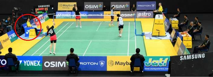 roles of the officials in badminton Badminton 16 aug 2017 officials in badminton officiating roles and responsibilities get that applies especially for calls relating to 'lets', game faults, the committee of consists an umpire, a .
